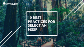 10 Best Practices for Selecting an MSSP