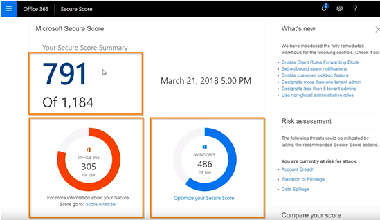 Security Score in this screenshot is 791-Part2