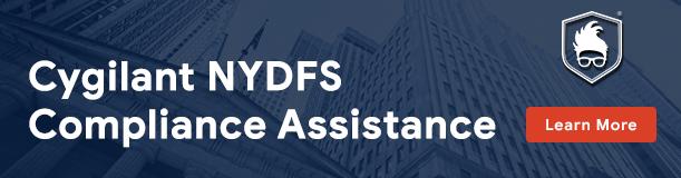 Cygilant NYDFS Compliance Assistance