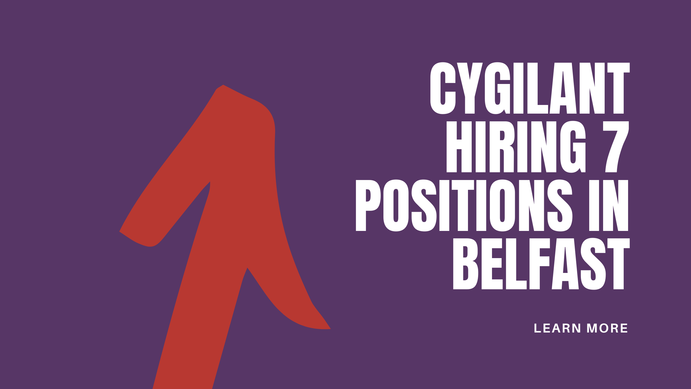 Cygilant Hiring Seven Positions in Belfast