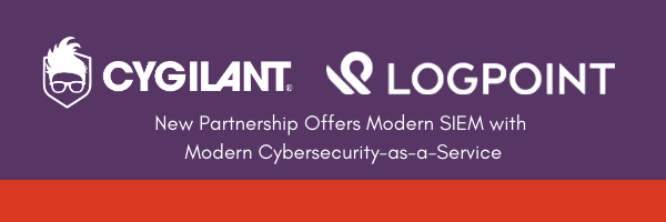 Cygilant and LogPoint partnership offers modern SIEM with Modern Cybersecurity-as-a-Service