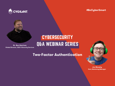 Deterring Cybercriminals with Two Factor Authentication