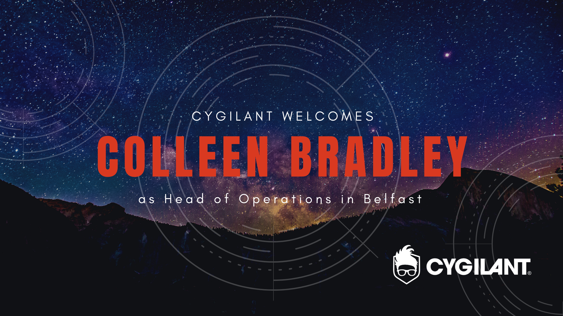 Cygilant Welcomes Colleen Bradley as Head of Operations in Belfast
