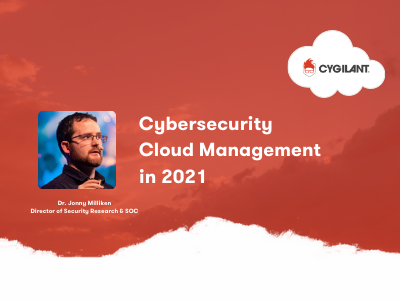 Cybersecurity Cloud Management